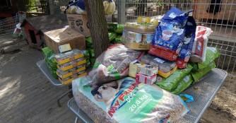 Spendenfahrt aus Österreich