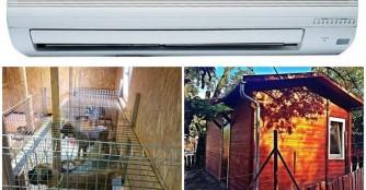 Spendenaufruf für eine Klimaanlage für unsere Schützlinge