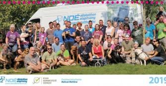 NOAH Tierheim Ungarn – Tischkalender 2019