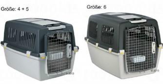 Transportboxen für unsere Hunde benötigt