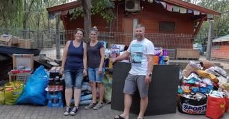 Spendenfahrt aus der Steiermark