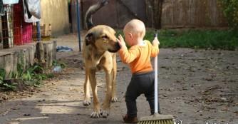 Hella hat ein Herz für Kinder :)