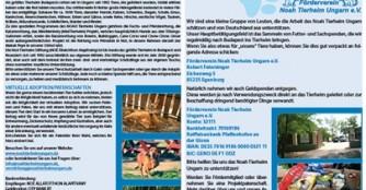 Unsere deutschsprachigen Flyer sind da!